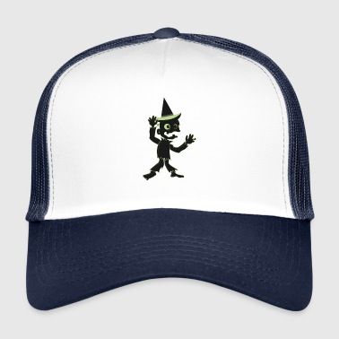 Zombie - Zombie on Halloween - Gift and Gift - Trucker Cap