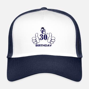 Ordina online Cappelli   Berretti con tema 30 Anni  855bdc4de6e1