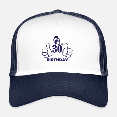 Shop 30th Birthday Caps Hats Online