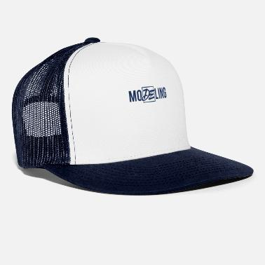 Model Mode Model Catwalk Modeller Model Modeller Top Model - Trucker cap