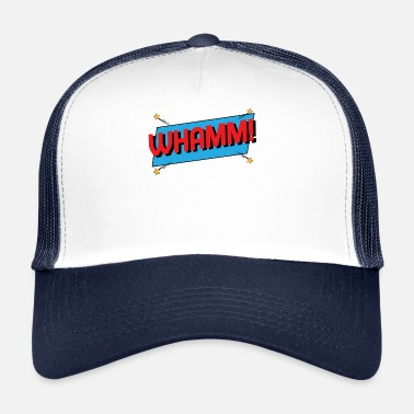 Punch Whamm! - Trucker Cap