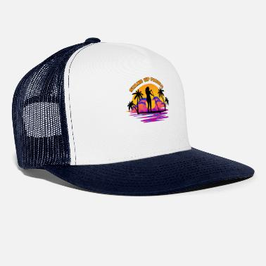 Up Stand up paddle sunset femme - Casquette trucker