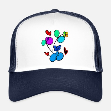 Flower-power Flower Power - Trucker Cap