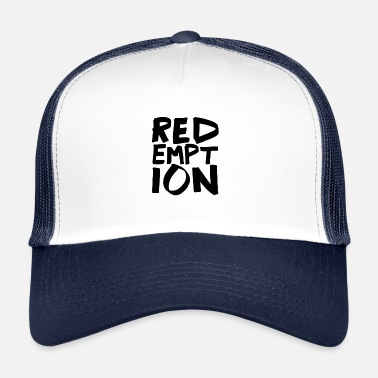 Salvation Redemption Salvation Christian Shirt Gift - Trucker Cap