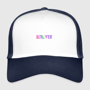 berlinois - Trucker Cap