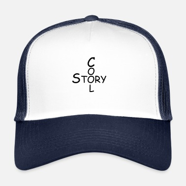 Story Cool Story - Trucker Cap