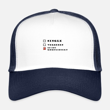 Award awarded or single - Trucker Cap