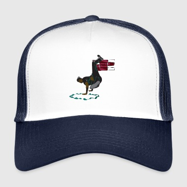 Breakdance break dancing - Trucker Cap