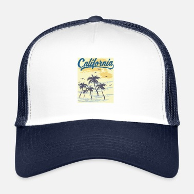 Californië Californië - Trucker Cap