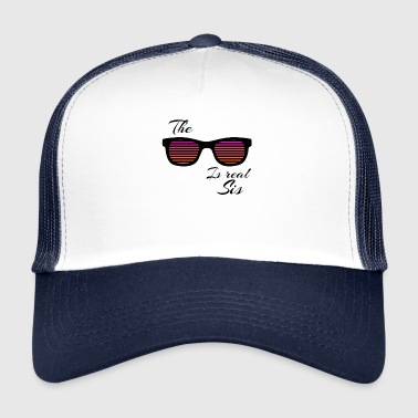 The Shade is real sis - Trucker Cap