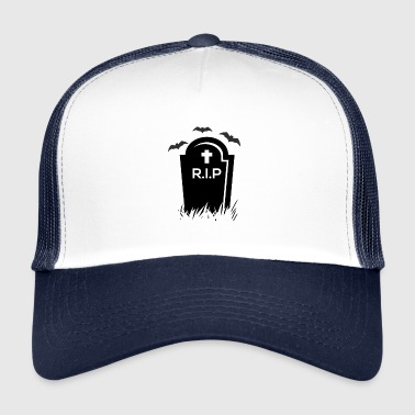 HALLOWEEN GRAB FRIEDHOF - Trucker Cap