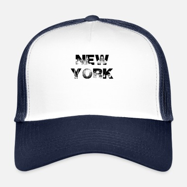 I Love New York New York Gift I love New York - Trucker Cap