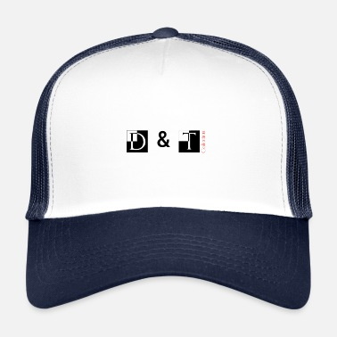 Collections COLECTION D & T - Trucker Cap