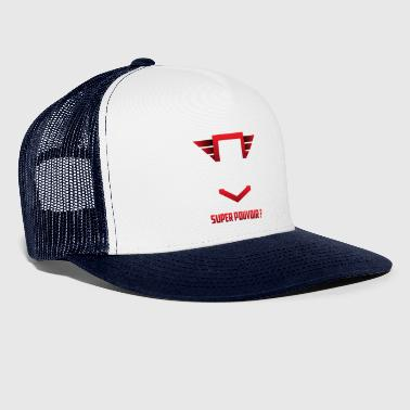 Attache de presse - Trucker Cap