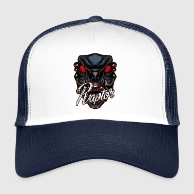 Raptor - Trucker Cap