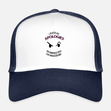 Satire Beklager satire gave - Trucker Cap