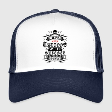 Tatouage tatouage tatouage tatoueur tatouage - Trucker Cap