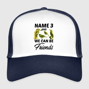 Bird Watching bird watching - Trucker Cap