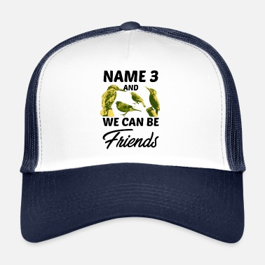 Birdwatching bird watching - Trucker Cap