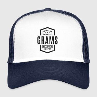 Granny Grams Genuine - Trucker Cap