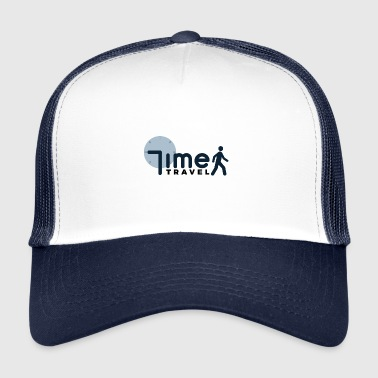 Time Travel Time Travel, Time Traveling, Hobby - Trucker Cap