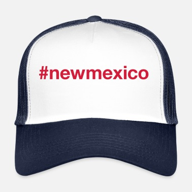 New-mexico NEW MEXICO - Trucker Cap