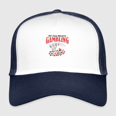 Betting Place your bets - Trucker Cap