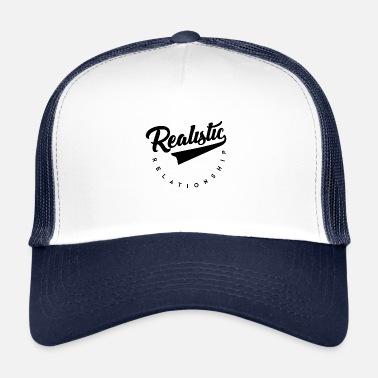 Realista Relación realista - Gorra trucker a0528b234ff