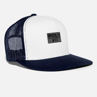 Nyc Brooklyn NYC - Gorra trucker