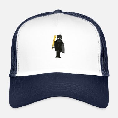 Doorman Hooligan bouncer gift - Trucker Cap