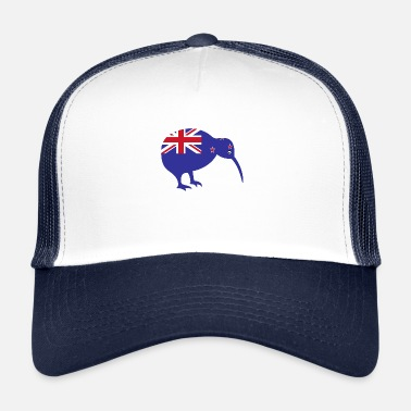 Sports Kiwi - New Zealand - New Zealand - Moari - Auckland - Trucker Cap