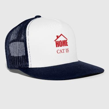 Cat cat cat - Trucker Cap