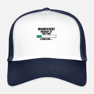 Ordinateur ordinateur - Trucker Cap