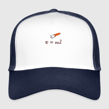 Mc E = mc - Trucker Cap