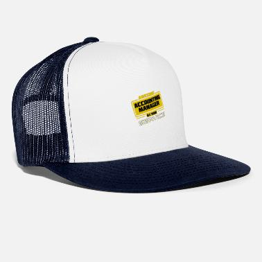 Manager Manager - Trucker Cap