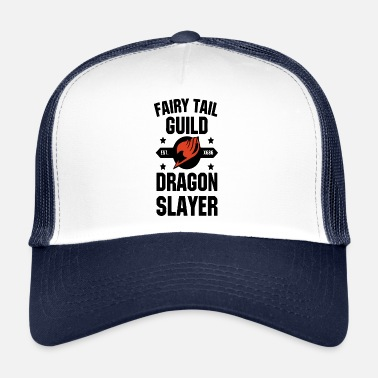 Fairy Tail Fairy tail - Dragonslayer - Trucker Cap