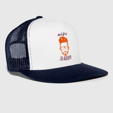 AWESOME PAPPA! - Trucker Cap