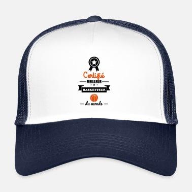 Basketball best basketball basketball basketball basketball - Trucker Cap fe450bfe0cb