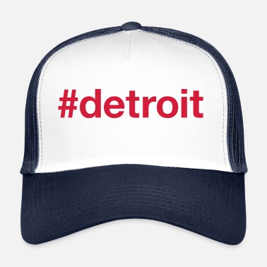 Rap DETROIT - Trucker Cap