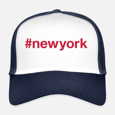 I Love New York NEW YORK - Trucker Cap
