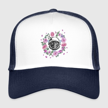 Astro Rose - Trucker Cap