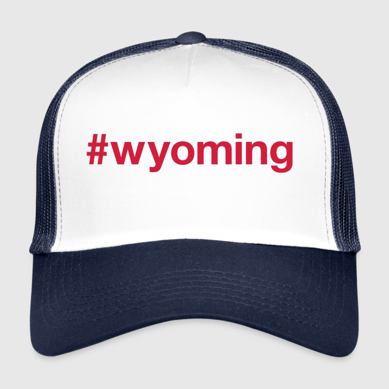 WYOMING - Trucker Cap