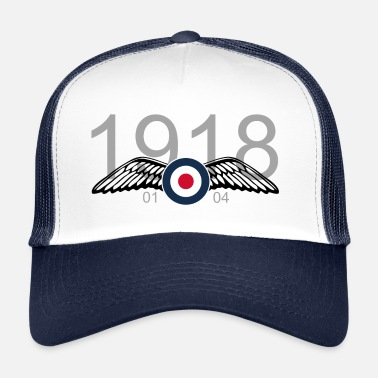 Royale Air Force 1918RAF/1802 - Trucker Cap