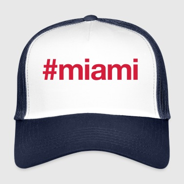MIAMI - Trucker Cap