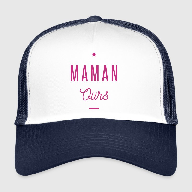 MAMAN OURS - Trucker Cap