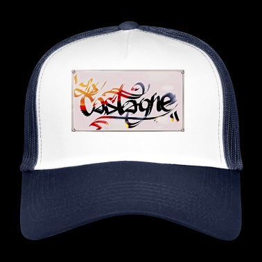the castagne - Trucker Cap