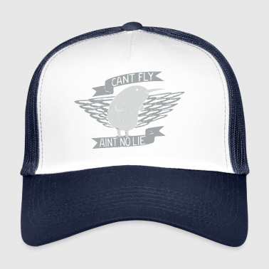 Can t Fly Ain t No Lie - Trucker Cap