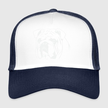 Bull Dog - Trucker Cap