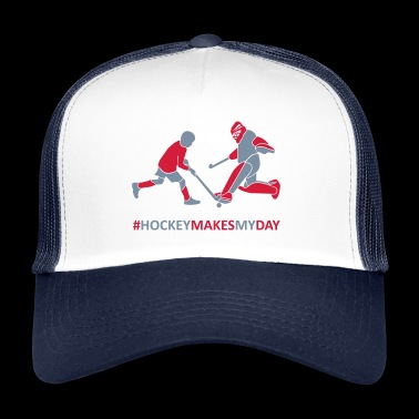 Goalkeeper and player - Trucker Cap