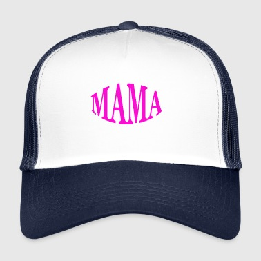 Een Mummy Heart - Trucker Cap